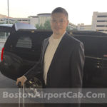 One of Boston Airport Cab's Happy Client with Airport Taxi Service