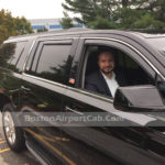 Happy Client with Boston Airport Cab's Taxi Services