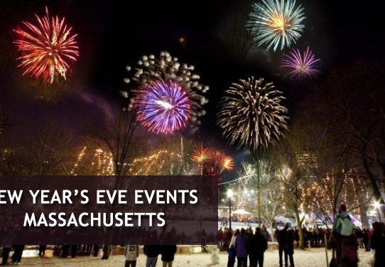 Best New Year's Eve Events In Massachusetts