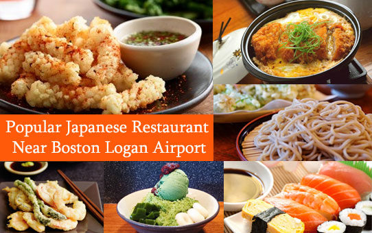 Popular Japanese Restaurant Near Boston Logan Airport