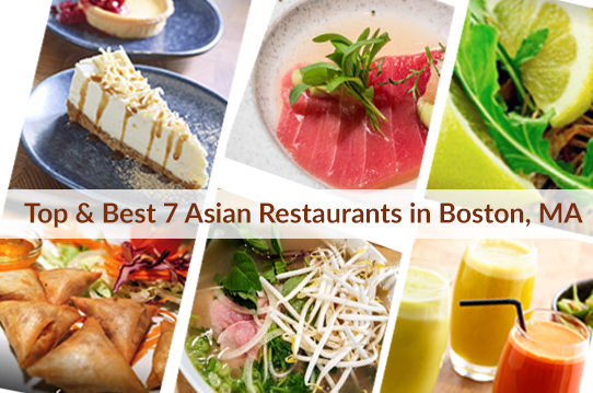 Top Best 7 Asian Restaurants In Boston