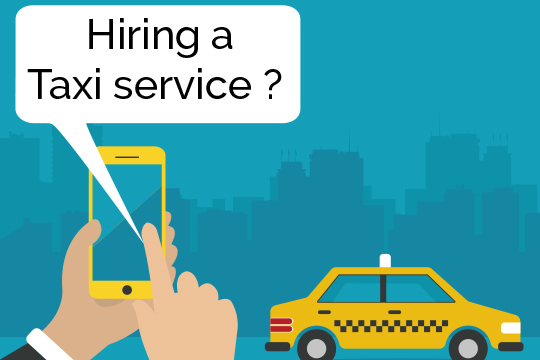Tips to ensure safety while hiring a taxi service in Boston, MA