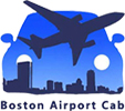 Boston Airport Cab Logo