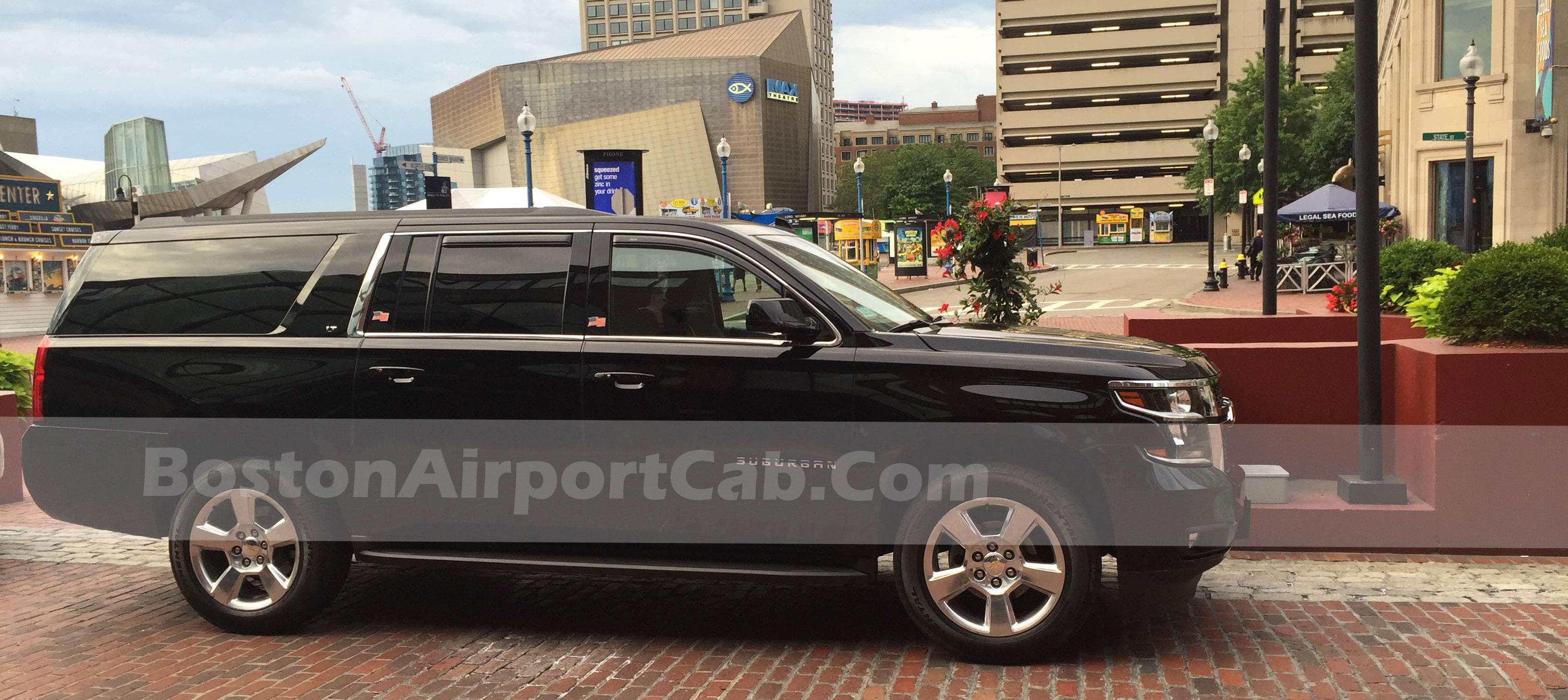 Boston Car Service Town Logan Airport Lincoln Taxi Services