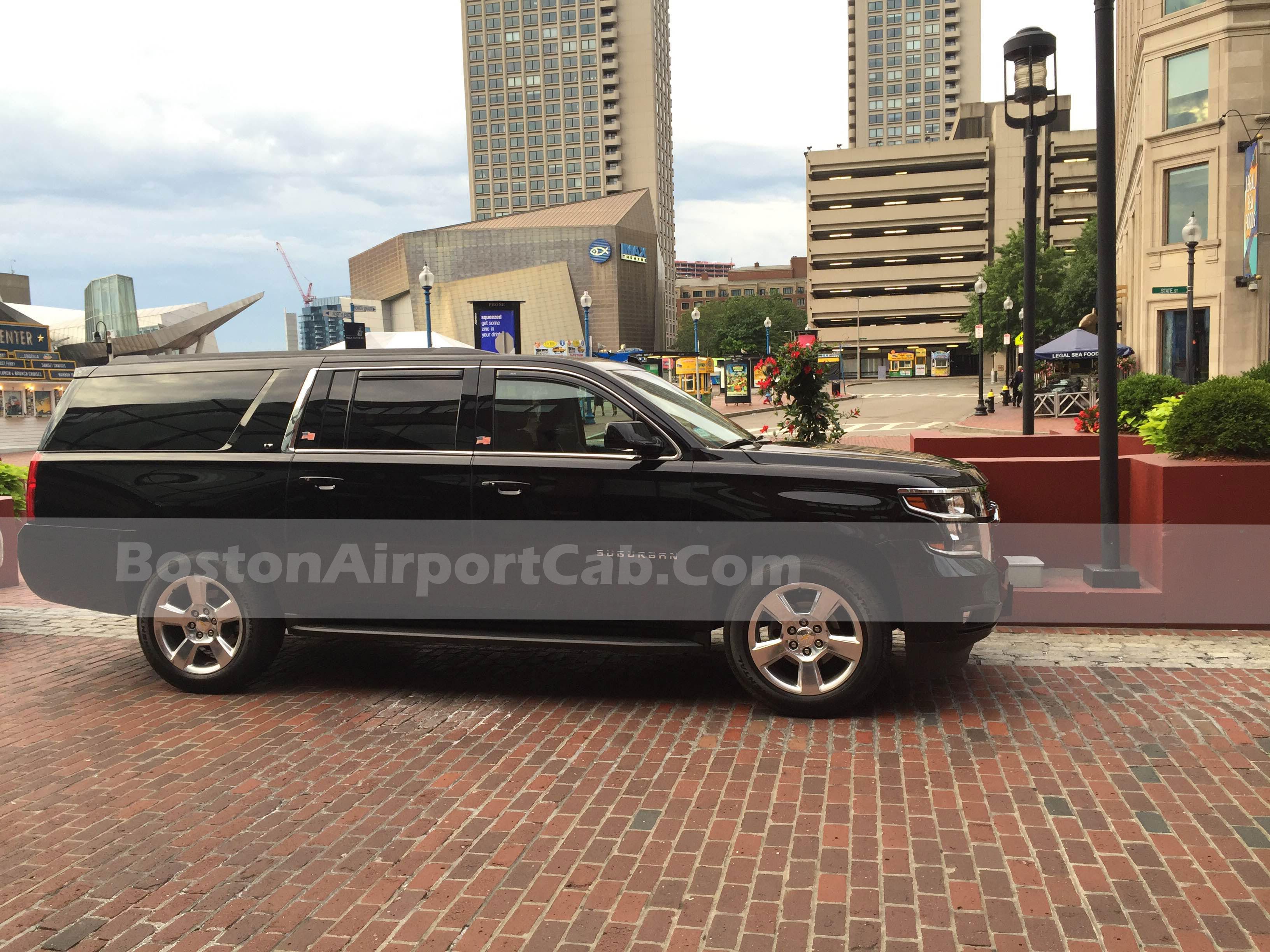 Boston Minivan Taxi and SUV Service